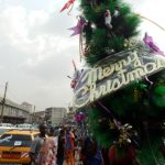 青年海外協力隊的あるある・1年5ヶ月 クリスマスに人は集まる