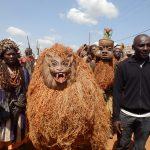 バムン王国「伝統祭り」2014